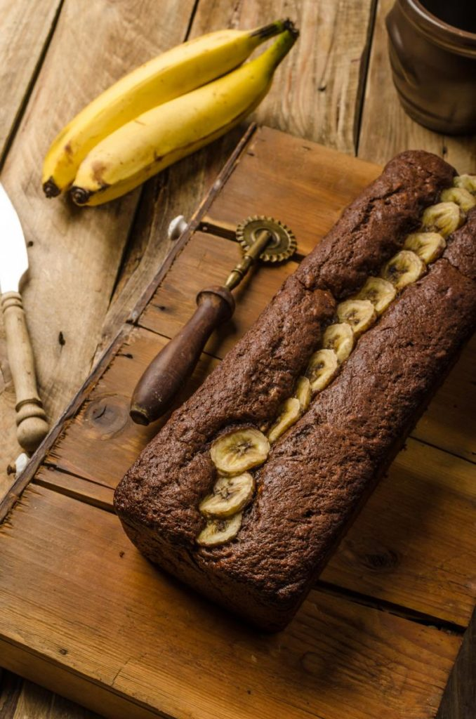 Homemade Banana Bread vegan 3 678x1024 - Pane alla banana