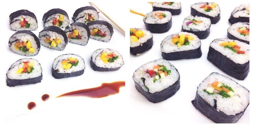 sushii 1024x504 - Sushi vegano