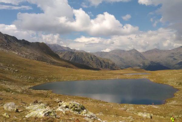 lago trenta 600x403 - Il Lago Trenta tra mucche e marmotte
