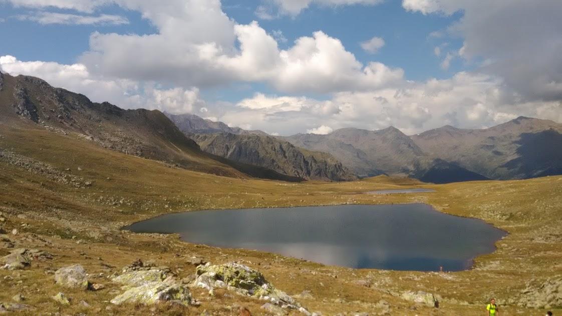 Il Lago Trenta tra mucche e marmotte