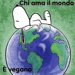 Solo il veganismo potrà salvare il pianeta